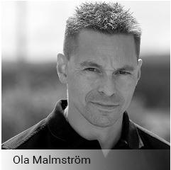 Nokalux säljare: Ola Malmström